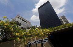 Sede do BNDES, no centro do Rio de Janeiro.    20/03/2015             REUTERS/Ricardo Moraes/File photo