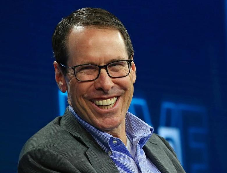 AT&T CEO Randall Stephenson  in Laguna Beach, California, U.S., October 25, 2016.     REUTERS/Mike Blake