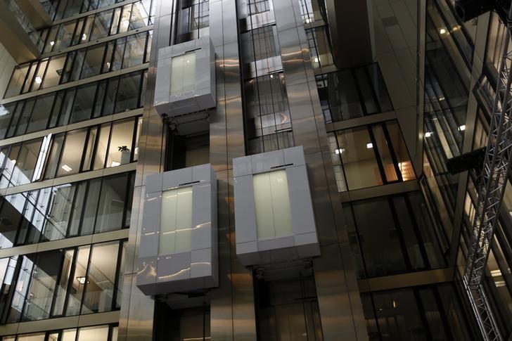 thyssen treibt in testturm neue generation von aufz gen. Black Bedroom Furniture Sets. Home Design Ideas