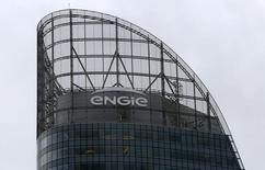 Engie a annoncé mardi une augmentation de 1,8 milliard d'euros de ses provisions pour le démantèlement et la gestion de l'aval du cycle du combustible des centrales nucléaire belges. Le groupel détient et exploite en Belgique sept réacteurs nucléaires à eau pressurisée répartis sur deux sites de production pour une capacité totale de 5,9 gigawatts et dont la durée de vie résiduelle s'étend aujourd'hui entre 2022 et 2025. /Photo d'archives/REUTERS/Jacky Naegelen