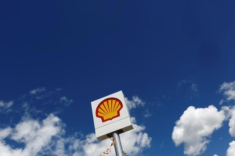 A logo of Shell is pictured at a gas station in the western Canakkale province, Turkey April 25, 2016. REUTERS/Murad Sezer
