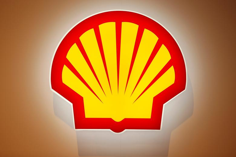 The logo of Shell is pictured at the 26th World Gas Conference in Paris, France, June 2, 2015.  REUTERS/Benoit Tessier/File Photo