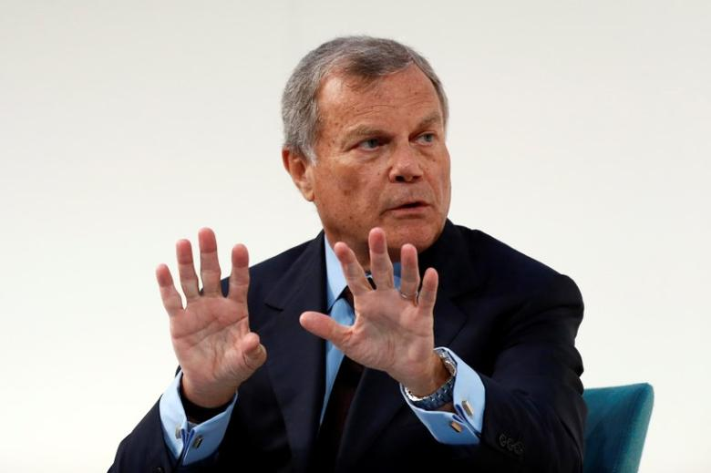 Martin Sorrell, chairman and chief executive officer of WPP, the world's largest advertising company, speaks at the Confederation of British Industry's (CBI) annual conference in London, Britain November 21, 2016. REUTERS/Stefan Wermuth