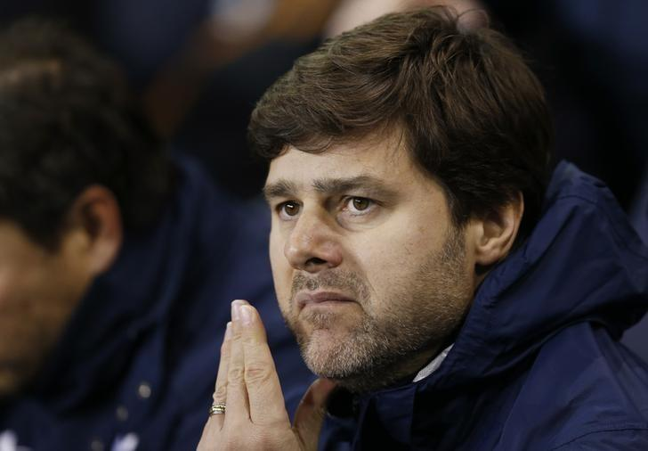 Britain Football Soccer - Tottenham Hotspur v Hull City - Premier League - White Hart Lane - 14/12/16 Tottenham manager Mauricio Pochettino Action Images via Reuters / Matthew Childs Livepic