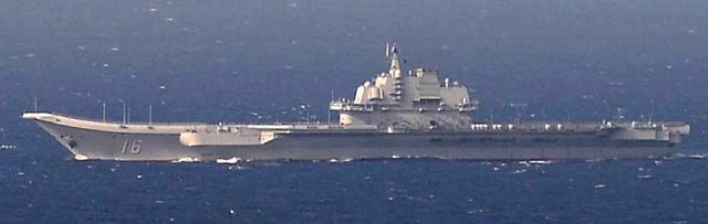 Porta-aviões chinês chega ao Mar do Sul da China em meio a aumento de tensões