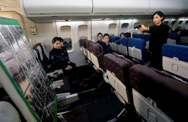 Korean Air to Get Tough on Unruly Passengers with Stun Guns