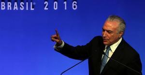 Presidente Michel Temer. 12/12/2016. REUTERS/Paulo Whitaker