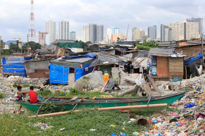 slum areas in the philippines