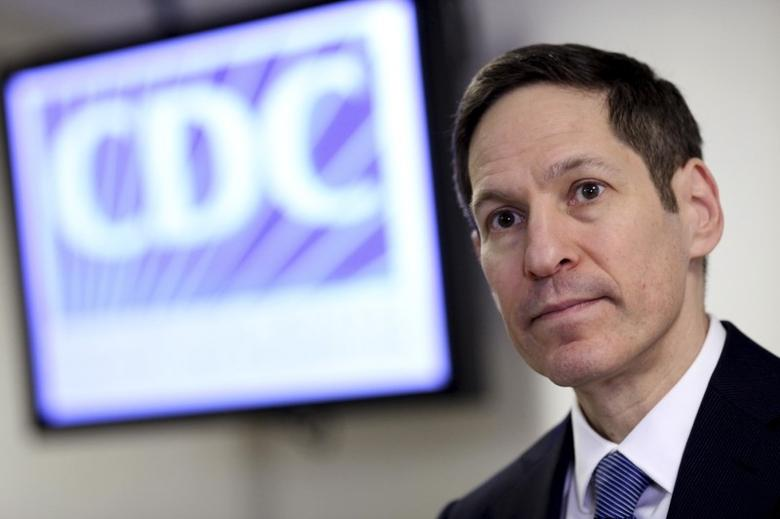Thomas Frieden, director of U.S. Centers for Disease Control and Prevention attends a news conference in San Juan March 8, 2016. REUTERS/Alvin Baez