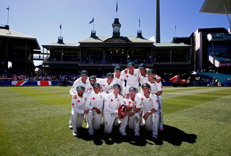 Australia romp to emphatic win for series sweep