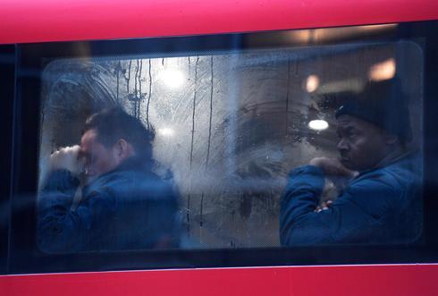 London at a standstill