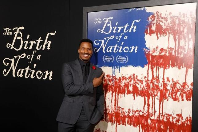 Actor Nate Parker attends the premiere of ''The Birth of a Nation'' in Hollywood, California September 21, 2016. REUTERS/Jonathan Alcorn