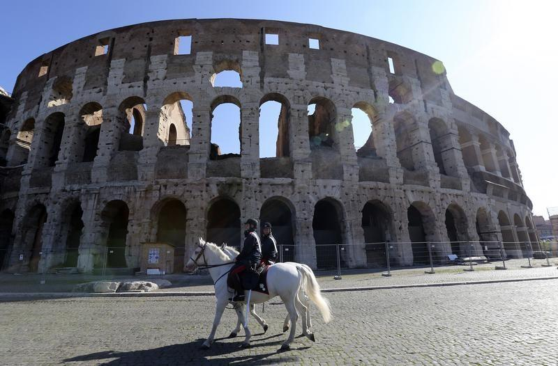 Daily Briefing: Italy, Poland eye ratings review; May on Brexit