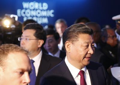 Who's at Davos?