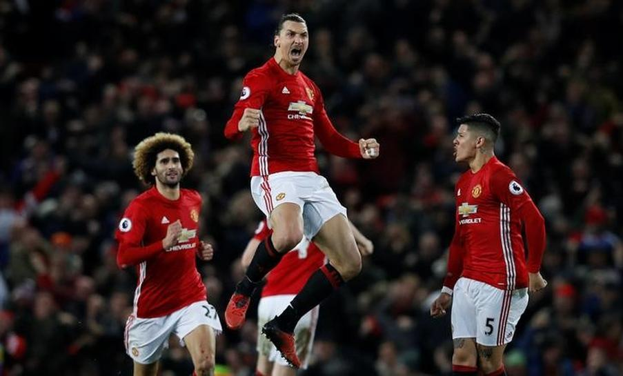 Man Utd oust Real Madrid from top of revenue league