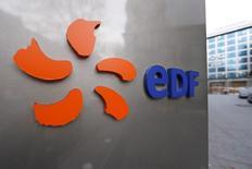Le conseil d'administration d'EDF a approuvé mardi un accord prévoyant une indemnisation du groupe par l'Etat français pour une fermeture anticipée de la centrale nucléaire de Fessenheim (Haut-Rhin). /Photo d'archives/REUTERS/Charles Platiau