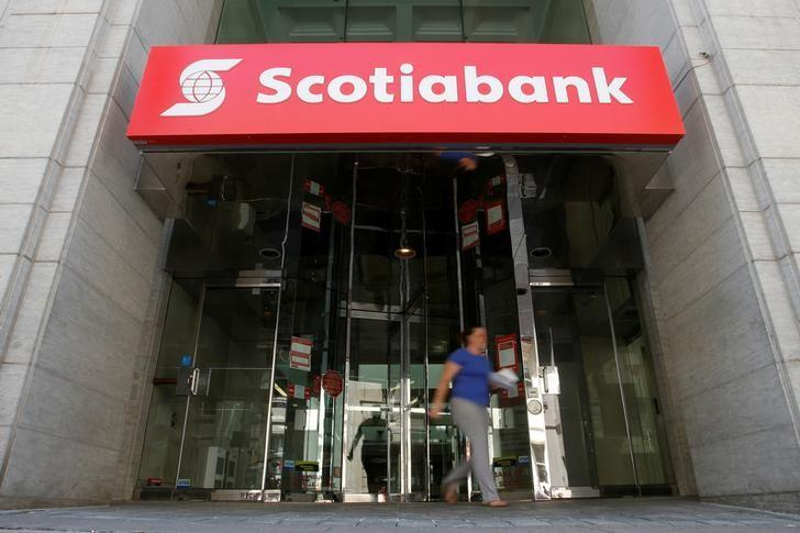 Scotiabank seeks advantage over rivals with new fintech space