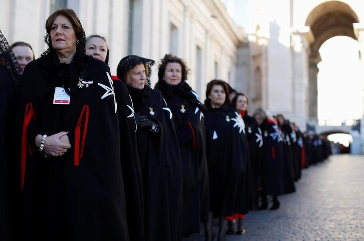 FACTBOX - Who are the Knights of Malta?