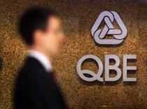 Логотип QBE Insurance на здании штаб-квартиры компании в Сиднее. Немецкая компания Allianz сделала неофициальное предложение о поглощении крупнейшей страховой компании Австралии QBE Insurance, но не назвала цену, сказали Рейтер источники.   REUTERS/Tim Wimborne   (AUSTRALIA - Tags: BUSINESS)
