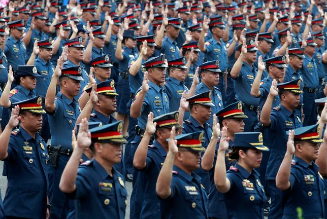 Philippines narcotics agency takes over drugs war amid ...