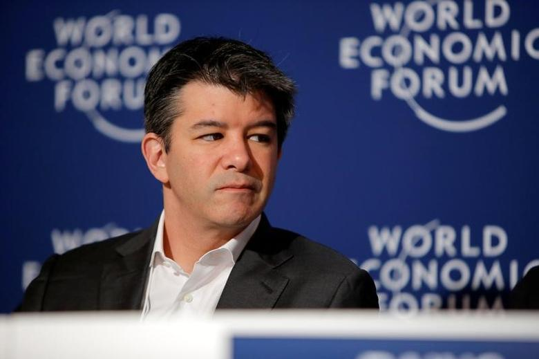 Uber CEO quits Trump