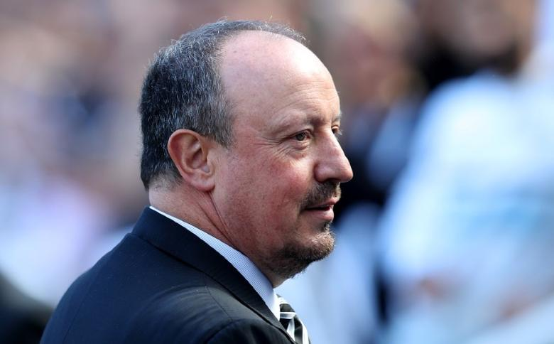 Britain Football Soccer - Newcastle United v Huddersfield Town - Sky Bet Championship - St James' Park - 13/8/16Newcastle United manager Rafa Benitez Mandatory Credit: Action Images / John CliftonLivepic