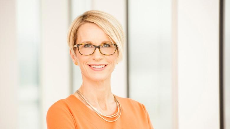 Emma Walmsley of  GlaxoSmithKline poses in this undated photograph released in London on September 20, 2016. Courtesy of GlaxoSmithKline/Handout via REUTERS