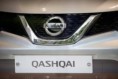 FILE PHOTO -  A Nissan Qashqai is seen at its dealership in Seoul, South Korea, May 16, 2016.    REUTERS/Kim Hong-Ji/File Photo