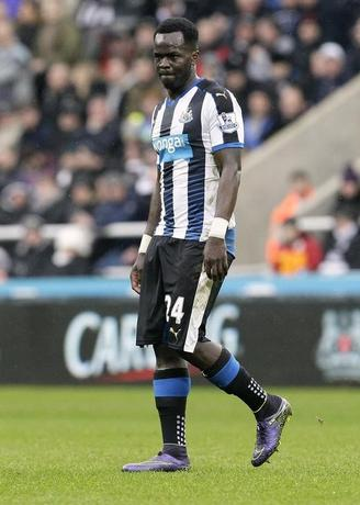 Football Soccer - Newcastle United v West Bromwich Albion - Barclays Premier League - St James' Park - 15/1 6 - 6/2/16Newcastle United's Cheick TioteMandatory Credit: Action Images / Craig Brough/File Photo