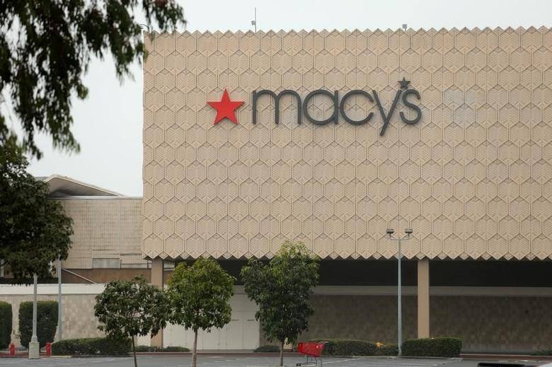 One of the 68 Macy's Inc stores the company plans to close is shown at the Mission Valley Center mall in San Diego, California, U.S. January 5, 2017. REUTERS/Mike Blake