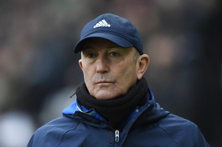 Britain Soccer Football - West Ham United v West Bromwich Albion - Premier League - London Stadium - 11/2/17 West Bromwich Albion manager Tony Pulis  Action Images via Reuters / Tony O'Brien Livepic