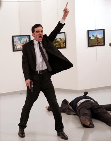 World Press Photo Award winners