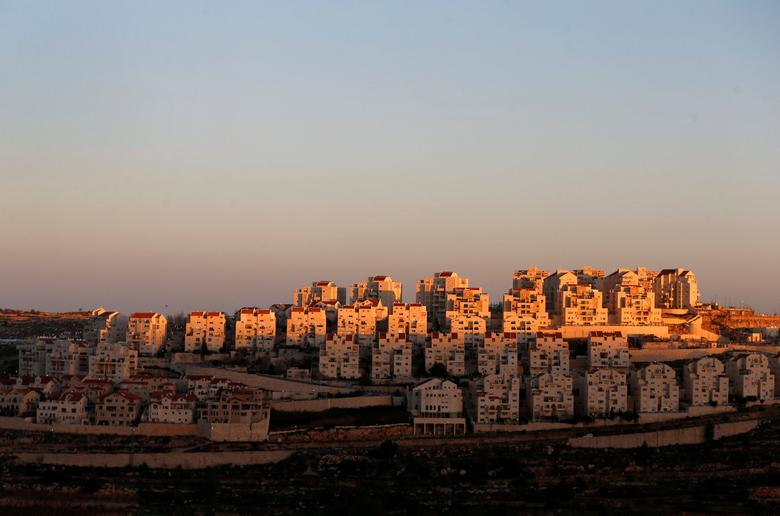FILE PHOTO: General view of houses of the Israeli settlement of Efrat, in the occupied West Bank February 7, 2017. REUTERS/Ammar Awad/File Photo