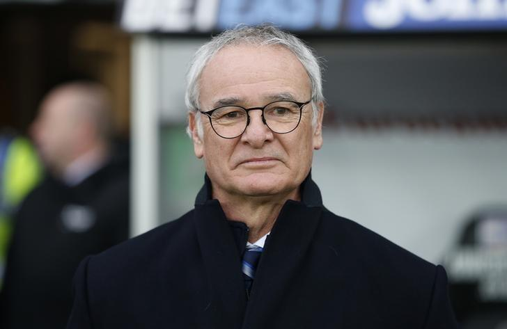 Football Soccer Britain - Swansea City v Leicester City - Premier League - Liberty Stadium - 12/2/17 Leicester City manager Claudio Ranieri Action Images via Reuters / Paul Childs Livepic/Files