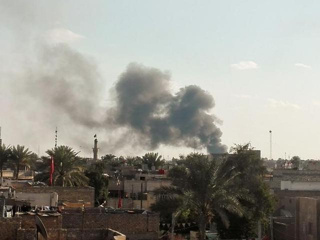مقتل 51 في تفجير ببغداد مع تزايد هجمات الدولة الإسلامية<br />