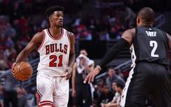 Butler sauve les Bulls/Photo prise le 29 décembre 2016/REUTERS/� USA Today Sports / Reuters