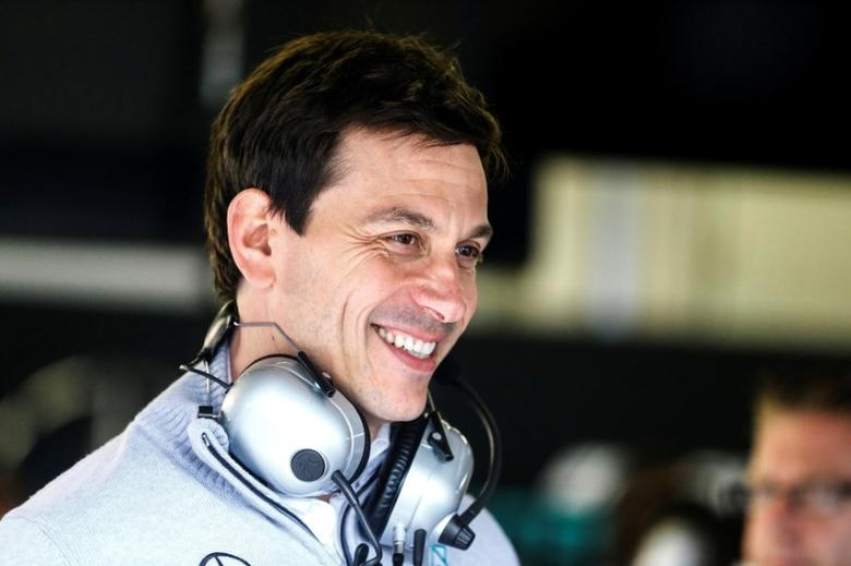 Formula One - Grand Prix of Austria - Spielberg, Austria - 1/7/16 - Mercedes Executive Director Toto Wolff during a training. REUTERS/Dominic Ebenbichler/ Files