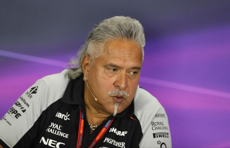 Exclusive: F1 boss Mallya sees no grounds for extradition