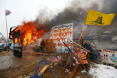 Last stand at Standing Rock
