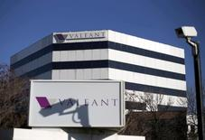 The headquarters of Valeant Pharmaceuticals International Inc is seen in Laval, Quebec in this file picture taken November 9, 2015.   REUTERS/Christinne Muschi/File Photo