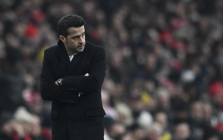 Britain Soccer Football - Arsenal v Hull City - Premier League - Emirates Stadium - 11/2/17 Hull City manager Marco Silva Reuters / Dylan Martinez/ Livepic/ Files