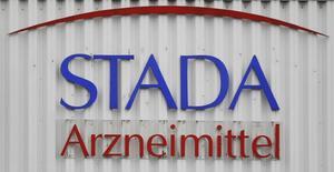 Advent n'a pas l'intention de lancer une offre hostile sur le fabricant allemand de médicaments génériques Stada Arzneimittel. /Photo d'archives/REUTERS/Alex Domanski