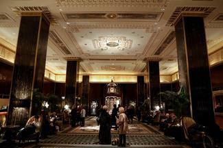 Last look at the Waldorf Astoria