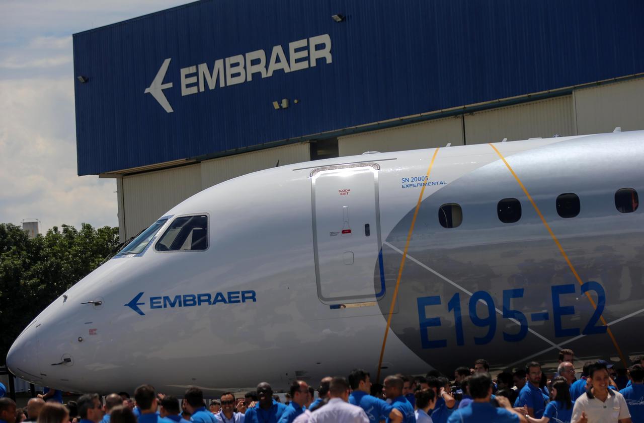Resultado de imagen para Embraer headquarters