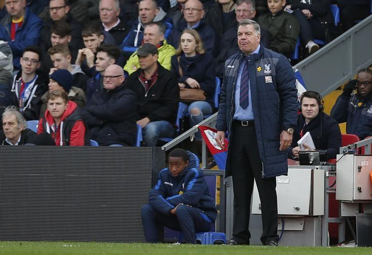 Britain Football Soccer - Crystal Palace v Watford - Premier League - Selhurst Park - 18/3/17 Crystal Palace manager Sam Allardyce  Action Images via Reuters / Andrew Couldridge Livepic