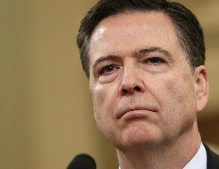 Comey confirms FBI probing alleged Russian interference in U.S. vote