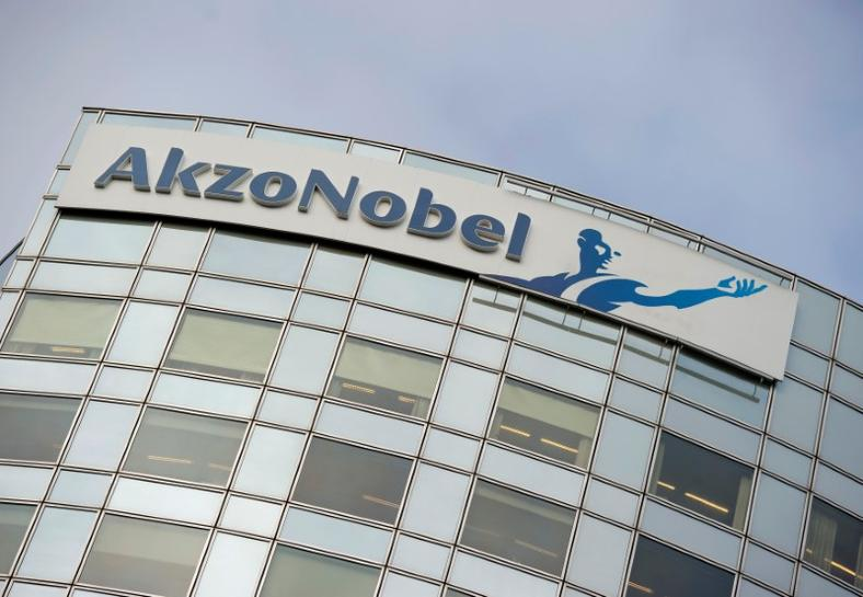 Akzo Nobel rejects improved bid from U.S. rival PPG