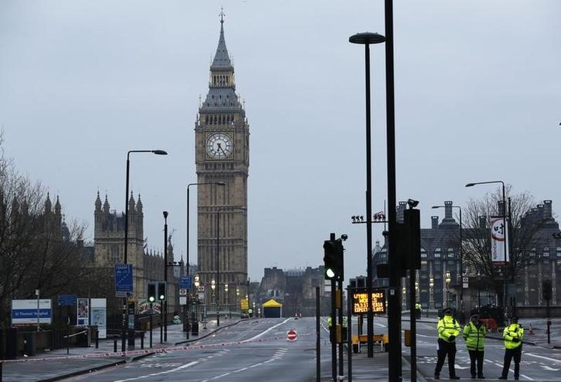 British police investigate attack on parliament that killed 5