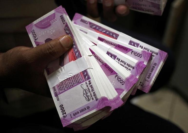 India's current account deficit widens in Oct-Dec - RBI
