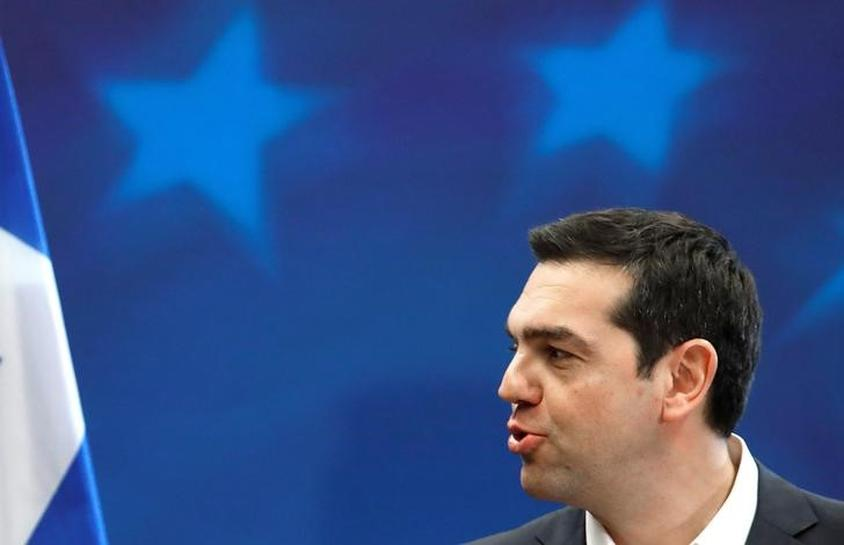 Greece says to support Rome declaration, calls for EU backing on labour reforms